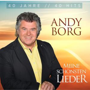 Album Meine schönsten Lieder - 40 Jahre 40 Hits from Andy Borg