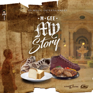 Album My Story from M-Gee