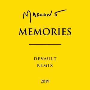 Maroon 5的專輯Memories