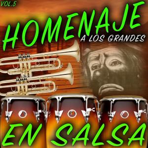 Salsa的專輯Homenaje A Los Grandes En Salsa vol.5 (Vol.5)