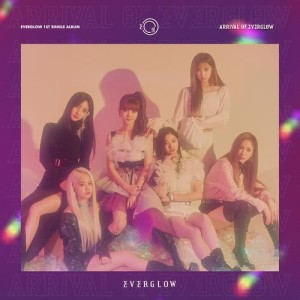 Album ARRIVAL OF EVERGLOW from EVERGLOW