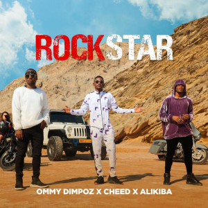 Album Rockstar from Ommy Dimpoz