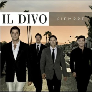 Listen to Por ti seré song with lyrics from IL Divo
