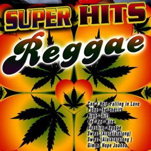 Album Super Hits Reggae from The Jamaican Reggae Stars