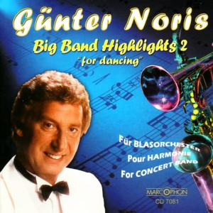 Album Big Band Highlights 2  For Dancing from Günter Noris