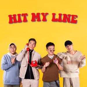 Album Hit My Line from NYK
