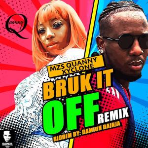 Album Bruk It off (Remix) (Explicit) from Mzs Quanny
