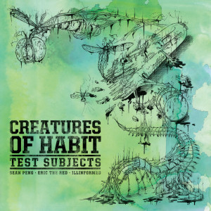 Album Test Subjects from Creatures Of Habit