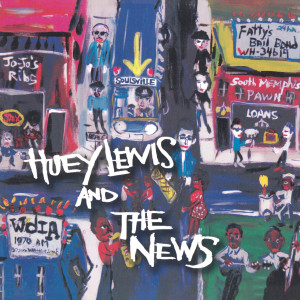 Album Soulsville from Huey Lewis & The News