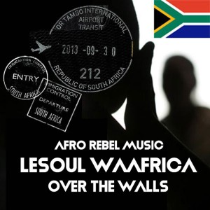 Album Over the Walls from LeSoul WaAfrica