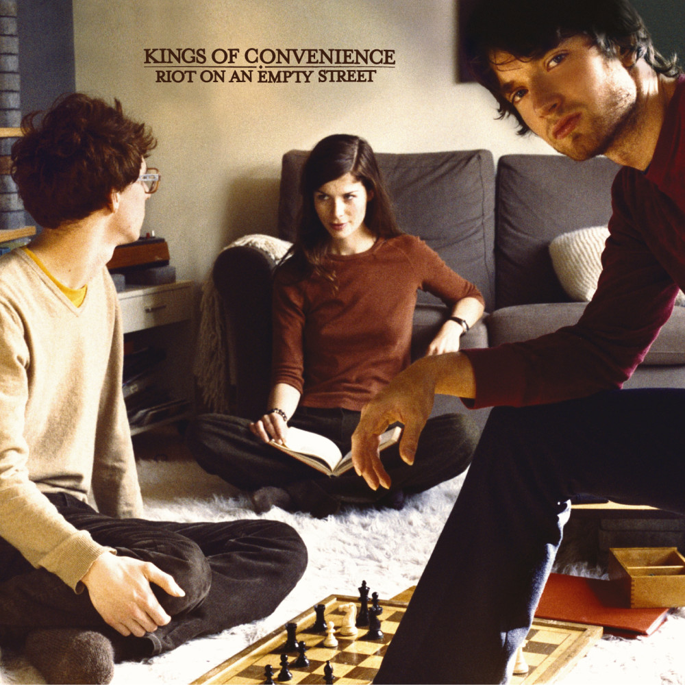 I'd Rather Dance With You 2004 Kings Of Convenience