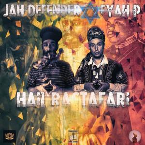 Album Hail Rastafari from Jah Defender
