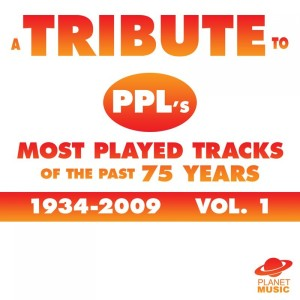 The Hit Co.的專輯A Tribute to Ppl's Most Played Tracks of the Past 75 Years: 1934-2009, Vol. 1