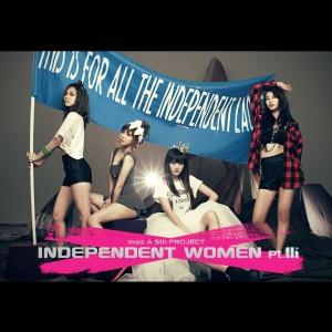 อัลบัม Independent Women Pt. III ศิลปิน miss A
