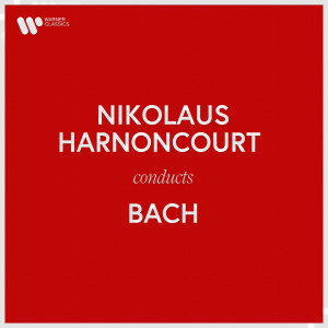 Album Nikolaus Harnoncourt Conducts Bach from Nikolaus Harnoncourt
