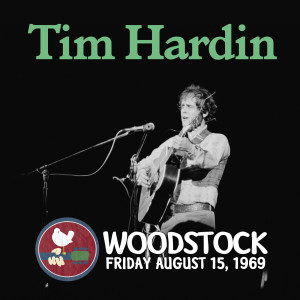 Album Live at Woodstock from Tim Hardin