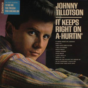Johnny Tillotson的專輯It Keeps Right on a Hurtin'