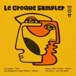 Album Le Croque Sampler from Various Artists