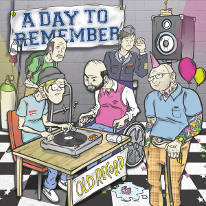 Album Old Record from A Day To Remember