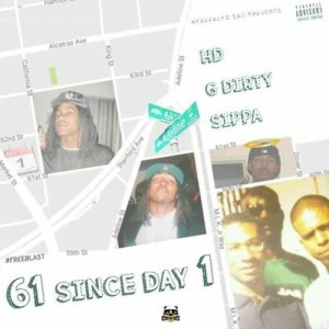 Album 61 Since Day 1 from G-Dirty