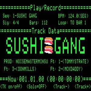 Don Mills的專輯Sushi Gang