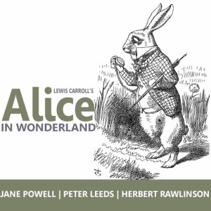 Album Alice in Wonderland by Lewis Carroll from Jane Powell
