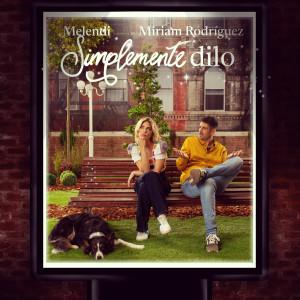 Album Simplemente Dilo from Melendi