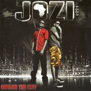 Album Moving the City from Jozi