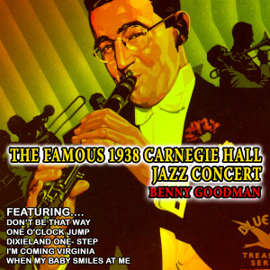 Album The Famous 1938 Carnegie Hall Jazz Concert - Benny Goodman (Remastered) from Hodges