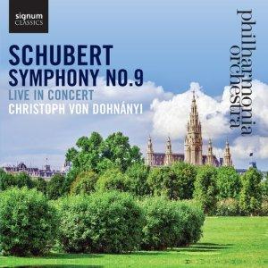 Christoph von Dohnanyi的專輯Schubert: Symphony No. 9