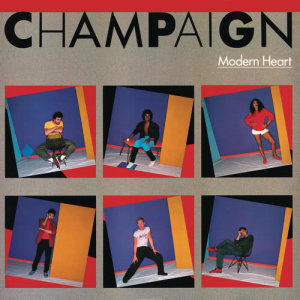 Album Modern Heart from Champaign