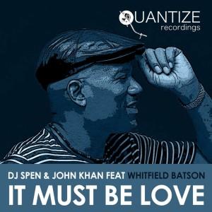 Album It Must Be Love from DJ Spen