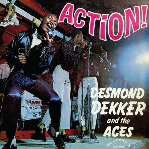 Album Action! from Desmond Dekker