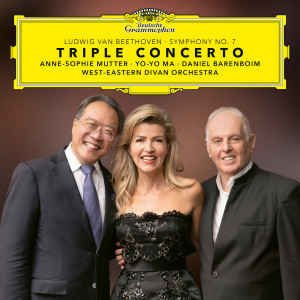 Anne Sophie Mutter的專輯Beethoven: Triple Concerto in C Major, Op. 56: 2. Largo - attacca