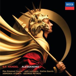 Album Handel: Alessandro from Julia Lezhneva