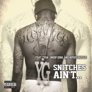 Album Snitches Ain't... from YG
