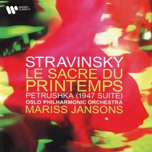 Mariss Jansons的專輯Stravinsky: Le Sacre du printemps & Petrushka