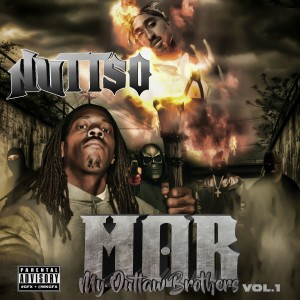 Album My Outlaw Brothers, Vol. 1 (Explicit) from Nuttso
