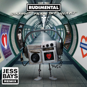 Album Straight From The Heart (feat. Nørskov) (Jess Bays Remix) from Rudimental