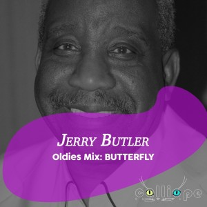 Album Oldies Mix: Butterfly from Jerry Butler