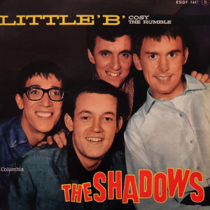 Album Little 'B' Cosy The Rumble from The Shadows