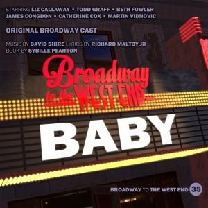 Album Baby (Original Broadway Cast) from Liz Callaway