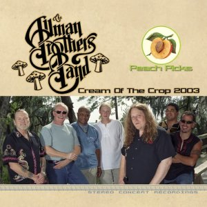 Album Cream of the Crop 2003 from Allman Brothers Band