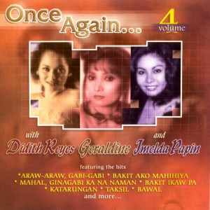 Album Once Again..., Vol. 4 from Didith Reyes