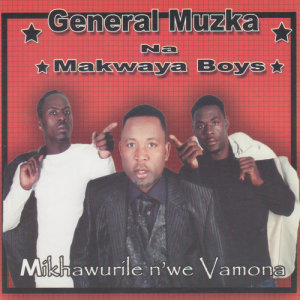 Album Mikhawurile N'we Vamona from General Muzka Na Makwaya Boys