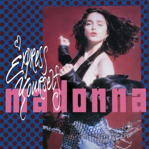 Madonna的專輯Express Yourself