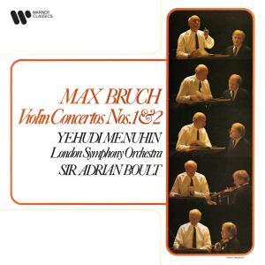Album Bruch: Violin Concertos Nos. 1 & 2 from London Symphony Orchestra