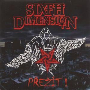 Album Přežít! from Sixth Dimension