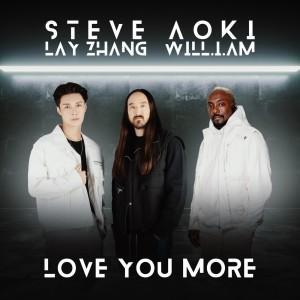 收聽Steve Aoki的Love You More歌詞歌曲