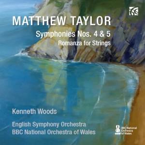 English Symphony Orchestra的專輯Taylor: Symphony Nos. 4 & 5